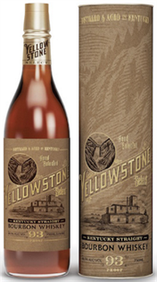 Yellowstone Bourbon Select 750ml